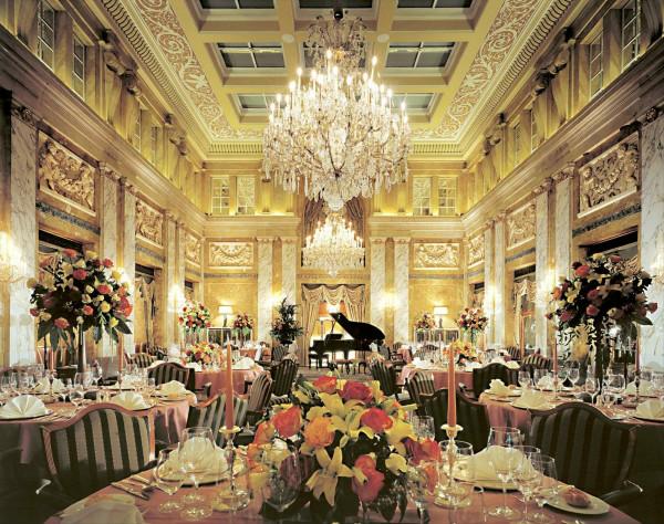 古典欧式典范—奥地利维也纳帝国酒店装修风格赏析