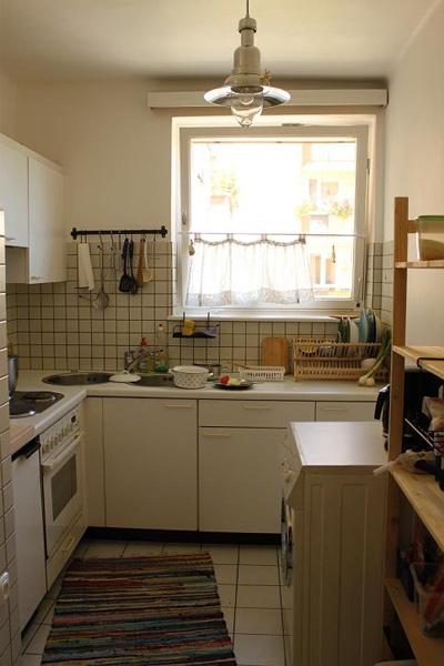 2012廚房瓷磚鋪裝效果圖大全