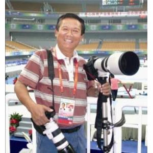 山东省摄影家协会第六届主席团副主席桑鲁成
