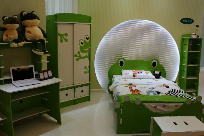 时尚益智——引领儿童家具行业风向标