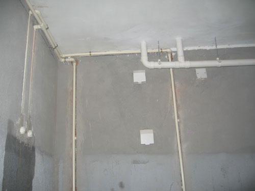 君安水电改造2009的博客 家居卫生间装修之水路改造宝典
