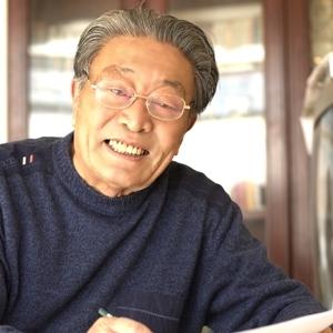 威海市漫画家协会名誉主席萧桐柏