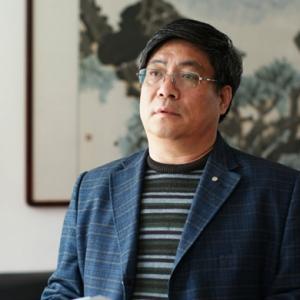 威海市漫画家协会主席刘金锋