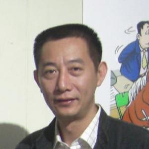 山东省漫画家协会副主席王龙飞