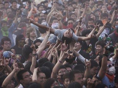 摇滚在中国