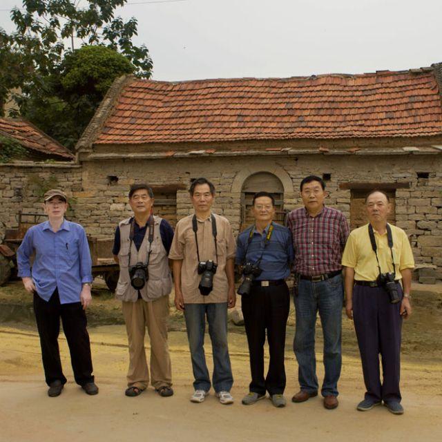 山东艺术摄影学会和济南摄协近代建筑采风再次走进历城