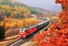 最美瞬间铁路摄影大赛