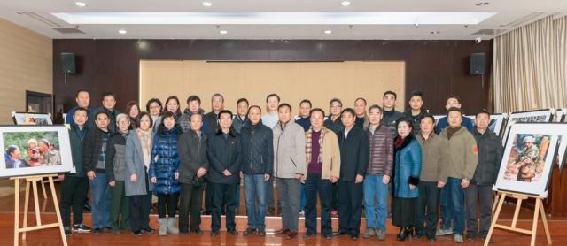 山东省艺术摄影学会举办迎新特别纪念活动