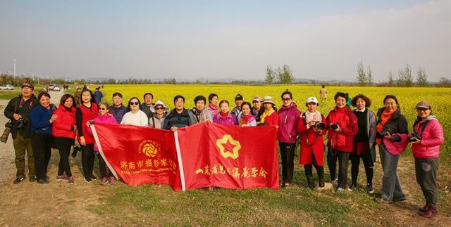 济南市摄协组织濉溪、临涣采风活动